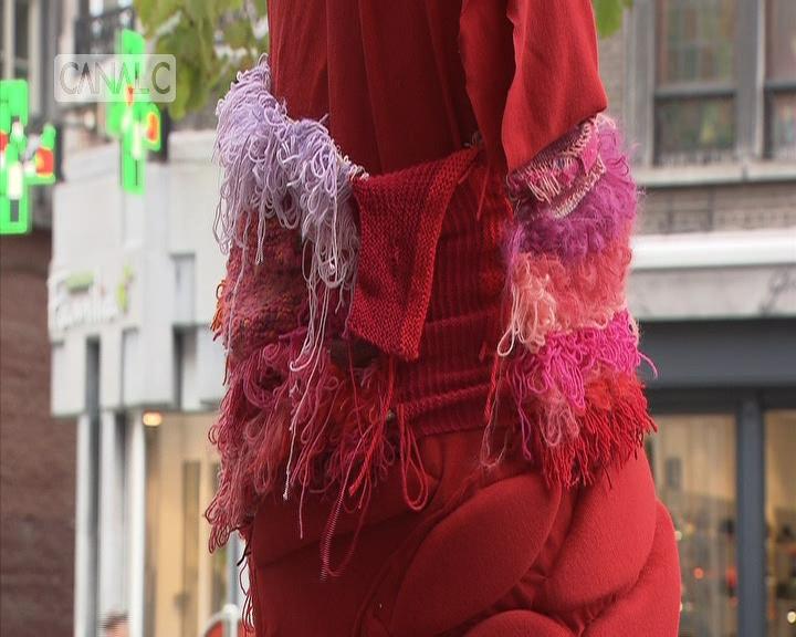 Namur: tricot urbain saccagé