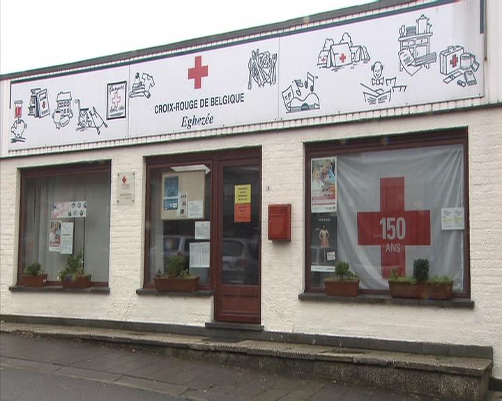 Croix-Rouge d'Eghezée: accueil hivernal