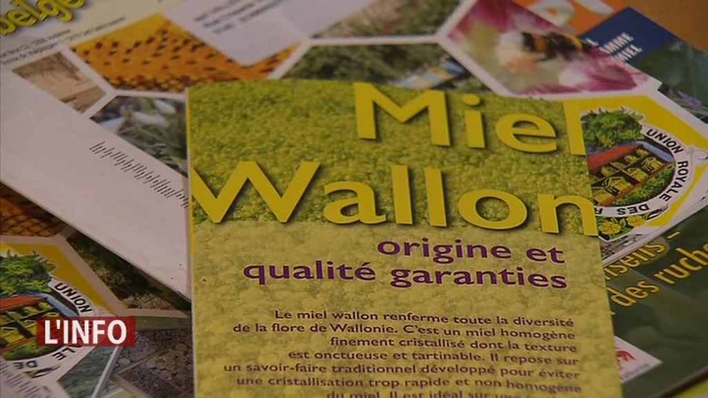 Le miel wallon bientôt protégé par une IGP – Canal C – Votre télévision locale en Province de Namur