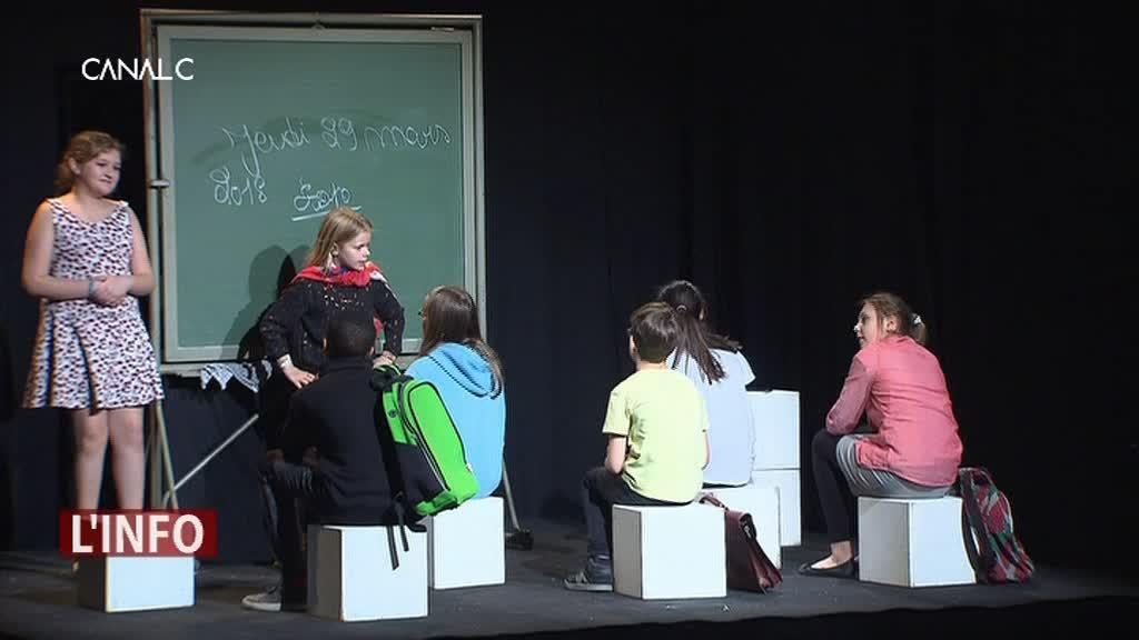 """Fosses-la-Ville: """"Sur le fil"""", le nouveau spectacle des ateliers théâtre"""