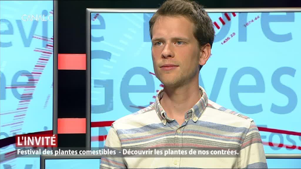 L'invité: Simon Derauw
