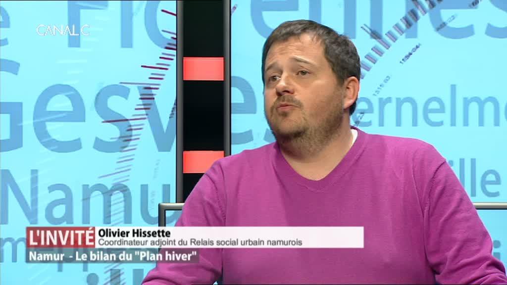 L'invité: Olivier Hissette