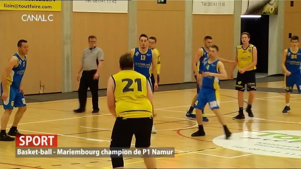 Basket Natoye / Mariembourg