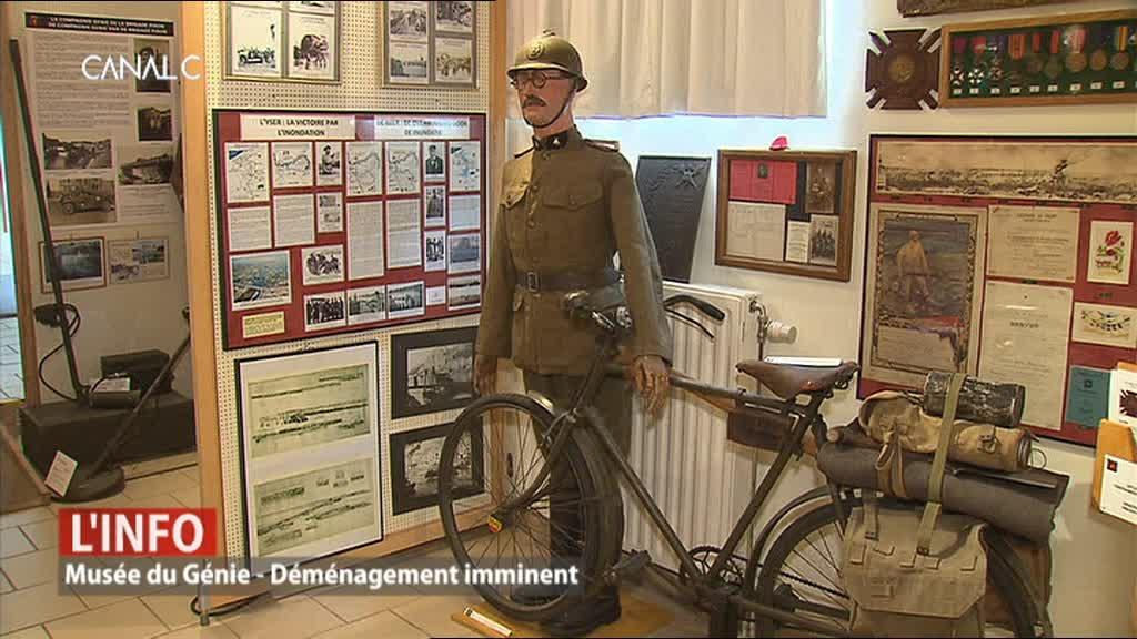Namur - Musée du Génie: déménagement imminent