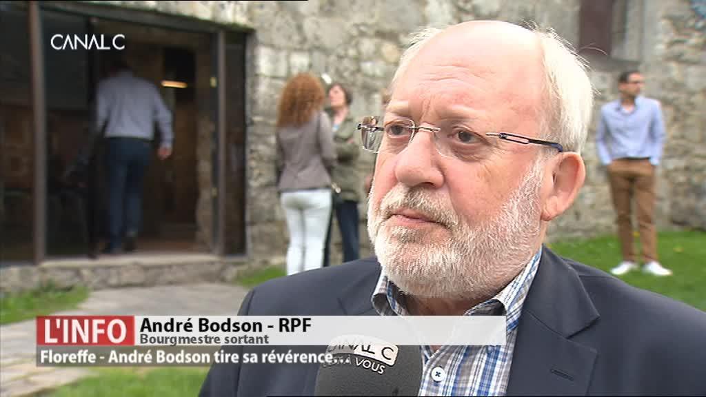 André Bodson