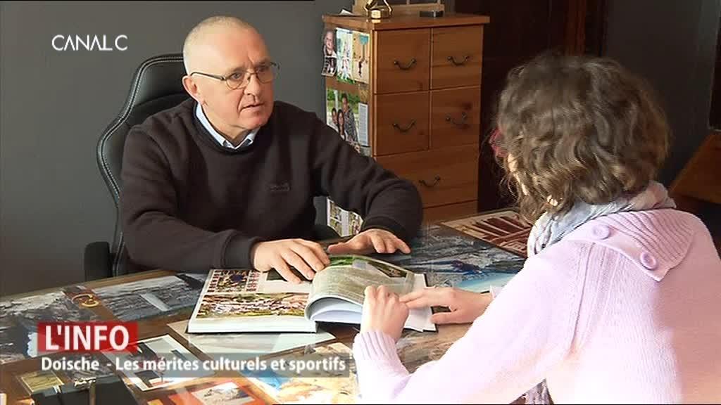Mérites culturel et sportif Doische