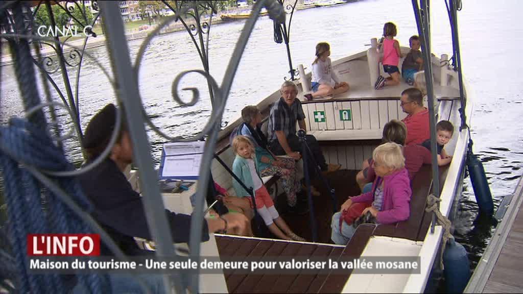 Le pays de Namur et la Haute Meuse dinantaise se marient pour le bien de la vallée mosane !