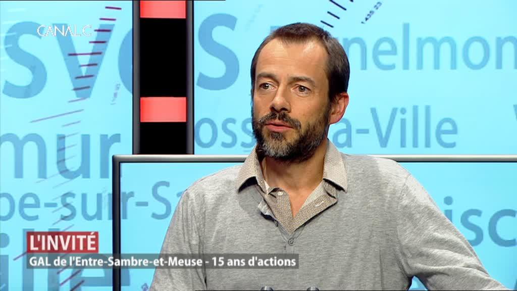 L'invité: Olivier Servais