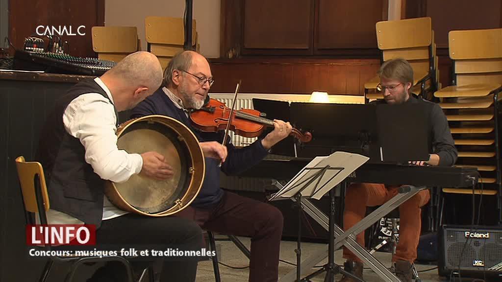 Concours: musiques folk et traditionnelles