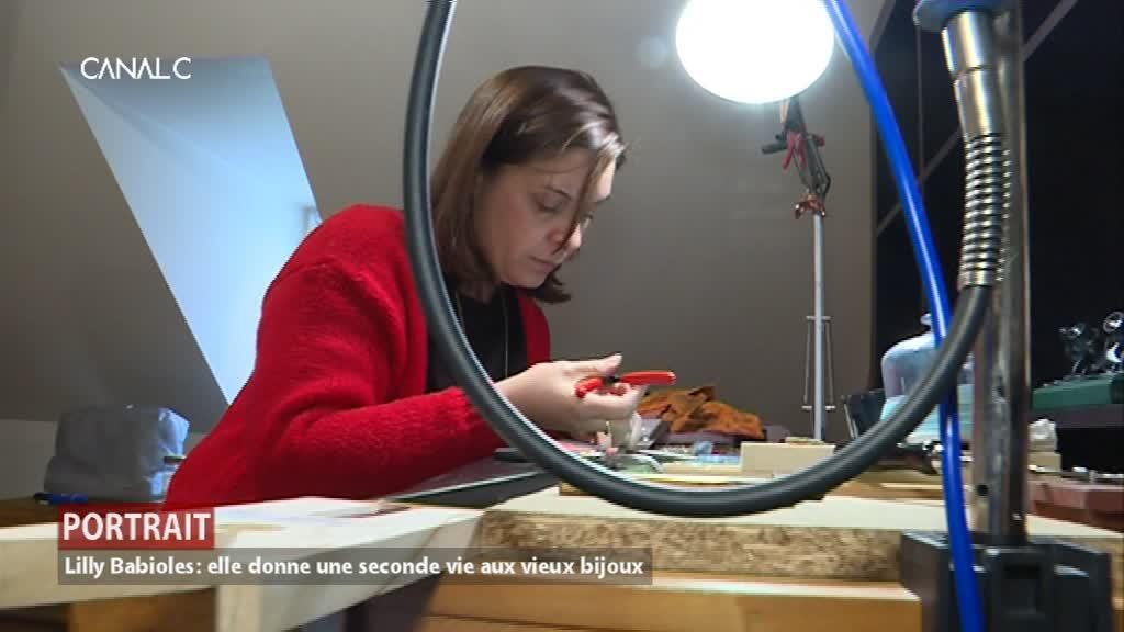 Lilly Babioles: Zéro déchet et upcycling de bijoux