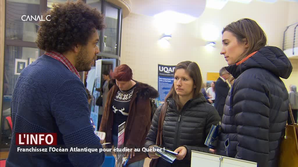 Opération de charme des universités québécoises !