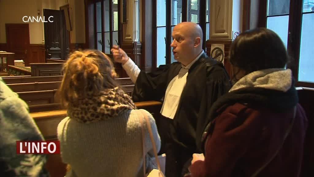 Le palais de justice de Namur ouvre ses portes !