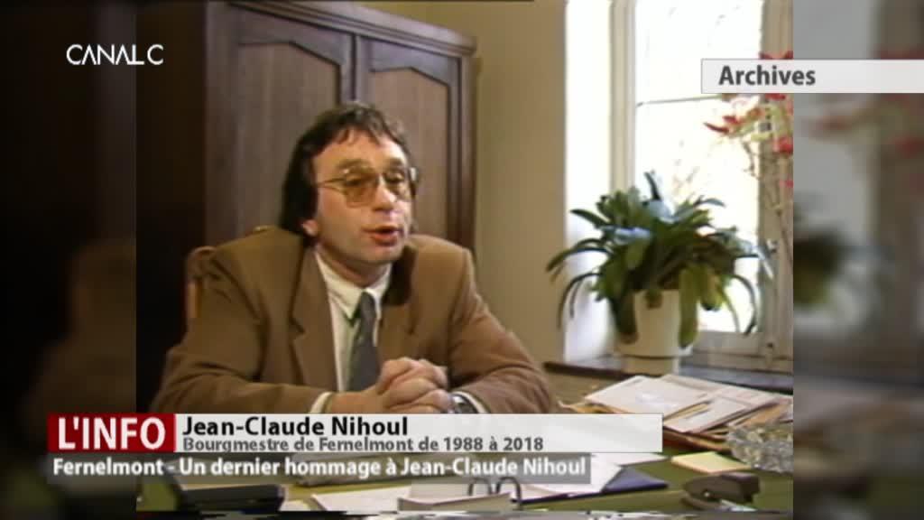 Jean-Claude Nihoul ou l'histoire de 50 ans d'engagement politique