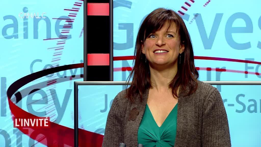 L'invitée: Emeline Orban