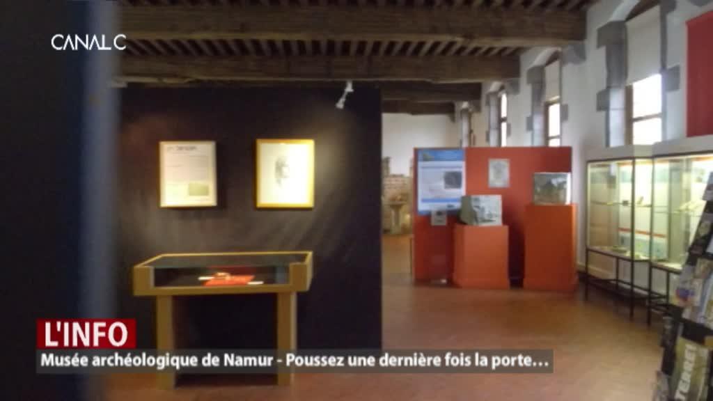 Archéologie: poussez une dernière fois les portes du musée !