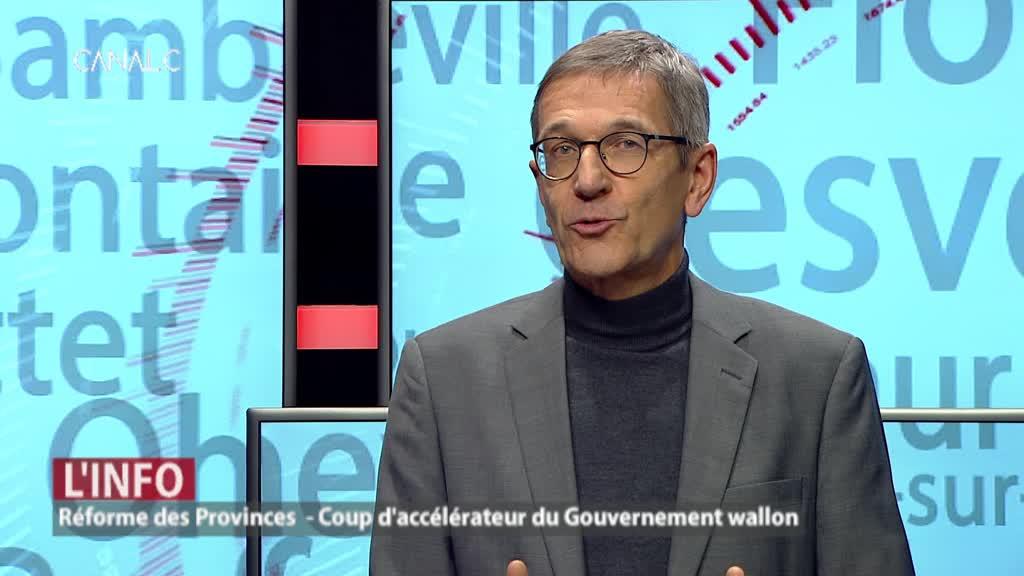 Le gouvernement veut accélérer la réforme des Provinces