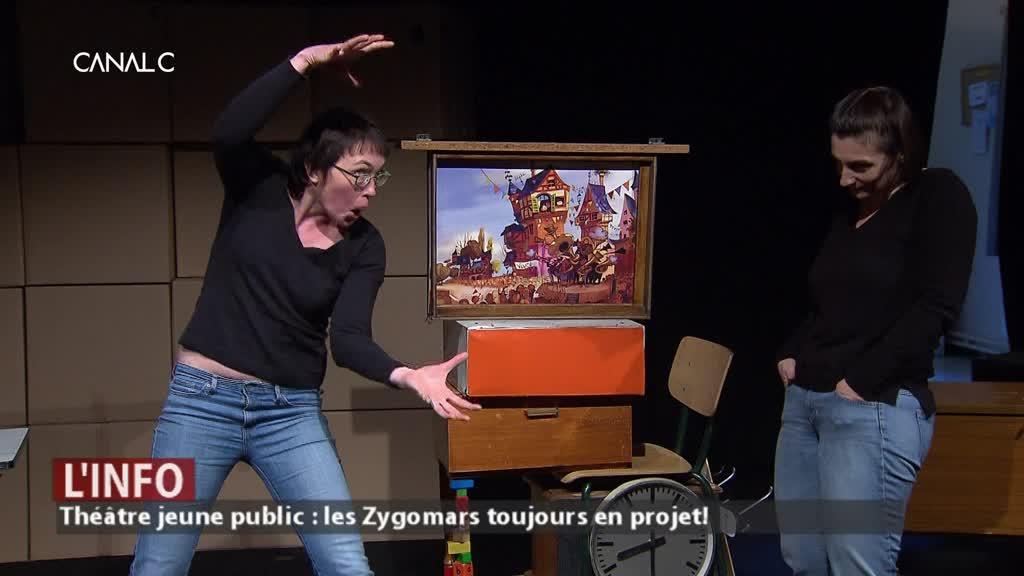 Les « Zygomars » : « ainsi, font, font, font même sans marionnettes ! »