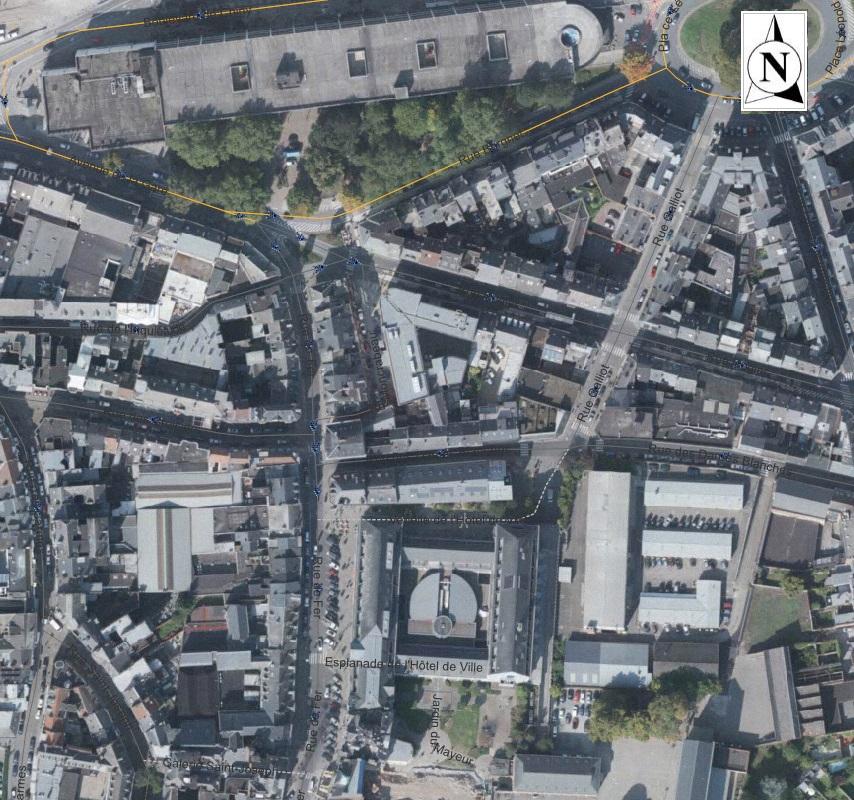 Quartier Leopold