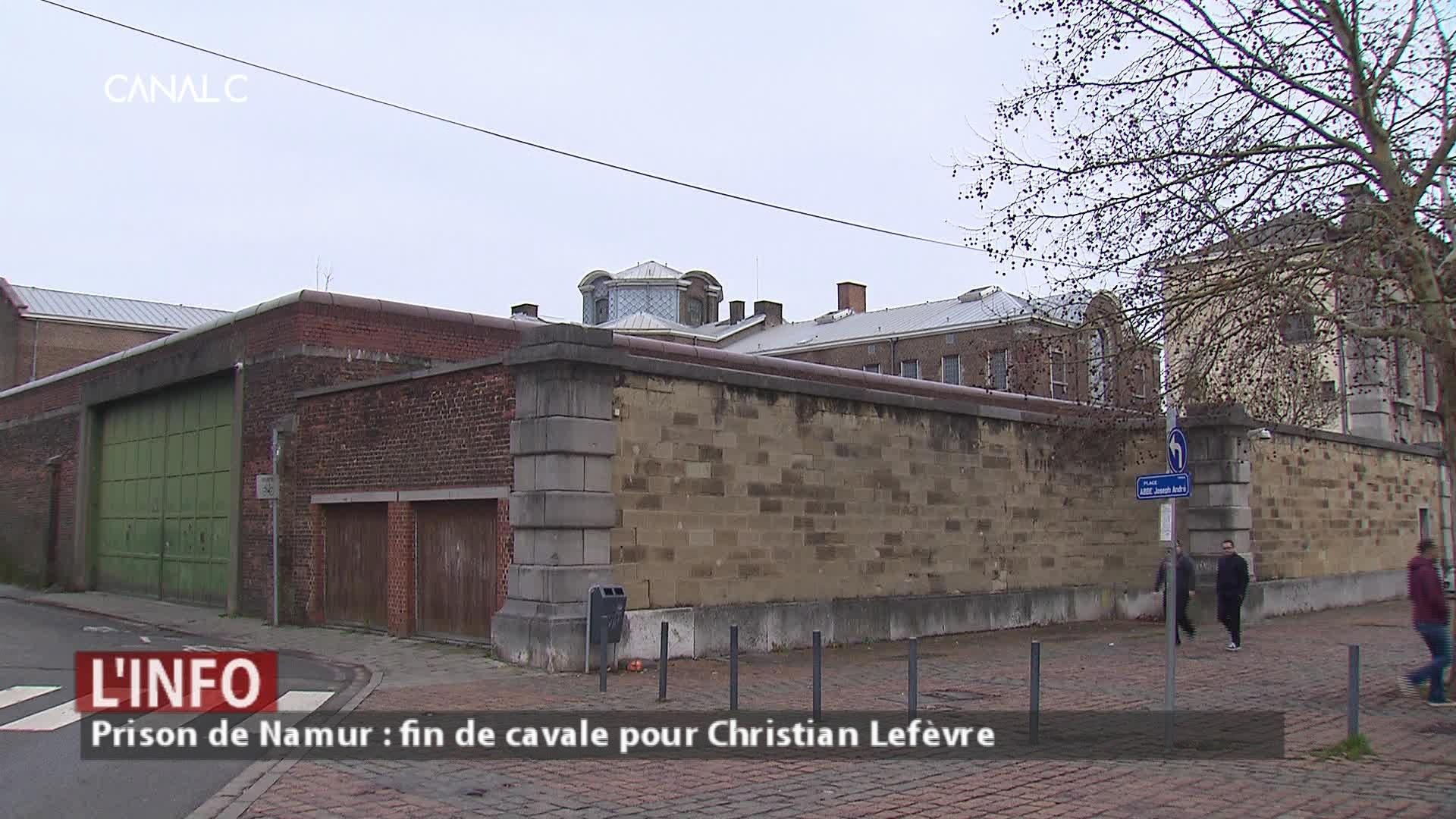 Fin de cavale pour Christian Lefèvre