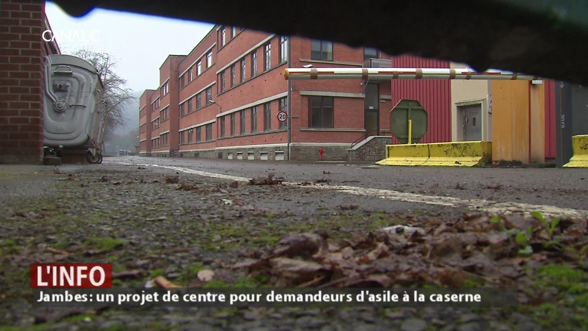 Fedasil veut créer un centre pour demandeurs d'asile à Jambes