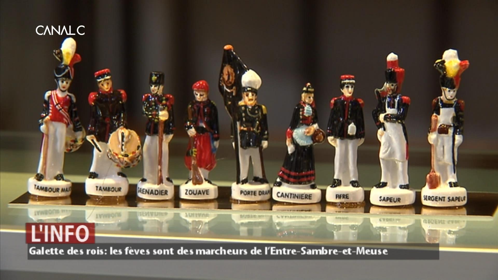 Des marcheurs de l'Entre-Sambre-et-Meuse dans la galette des rois !