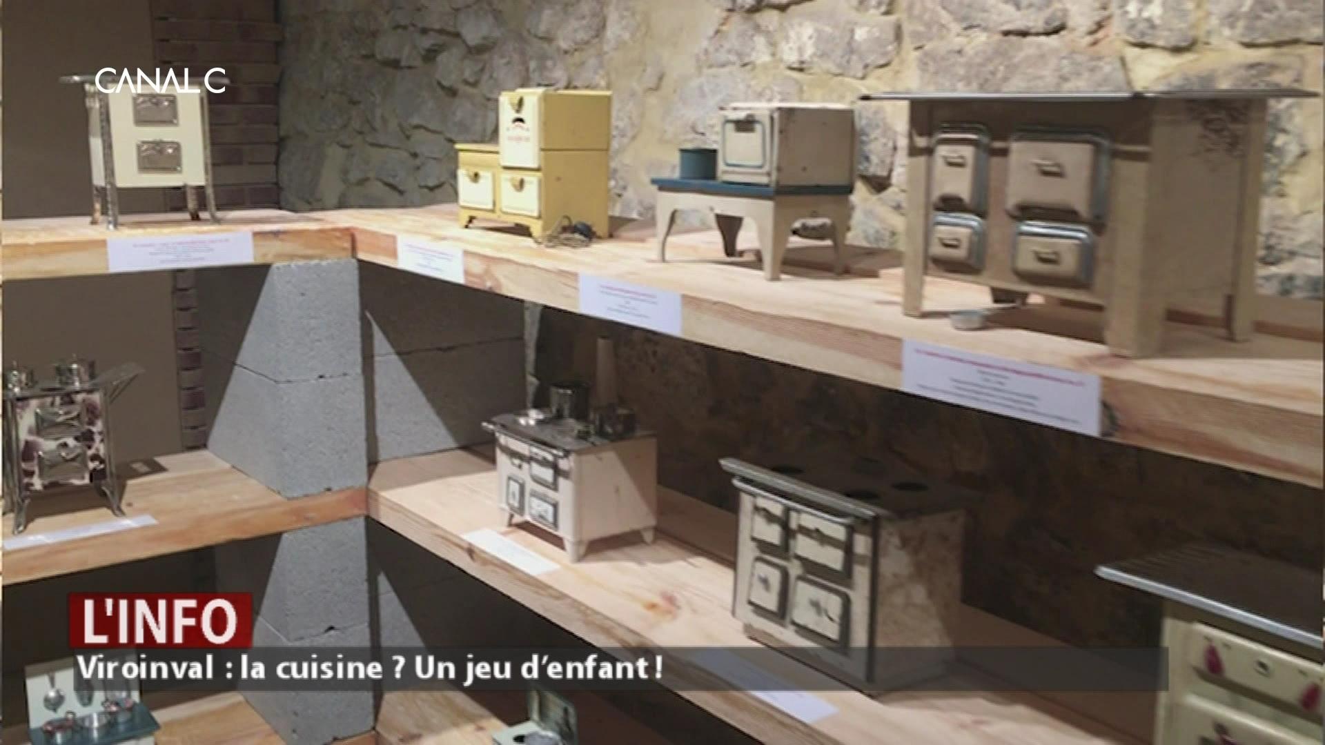 Viroinval : La cuisine ? Un jeu d'enfant !