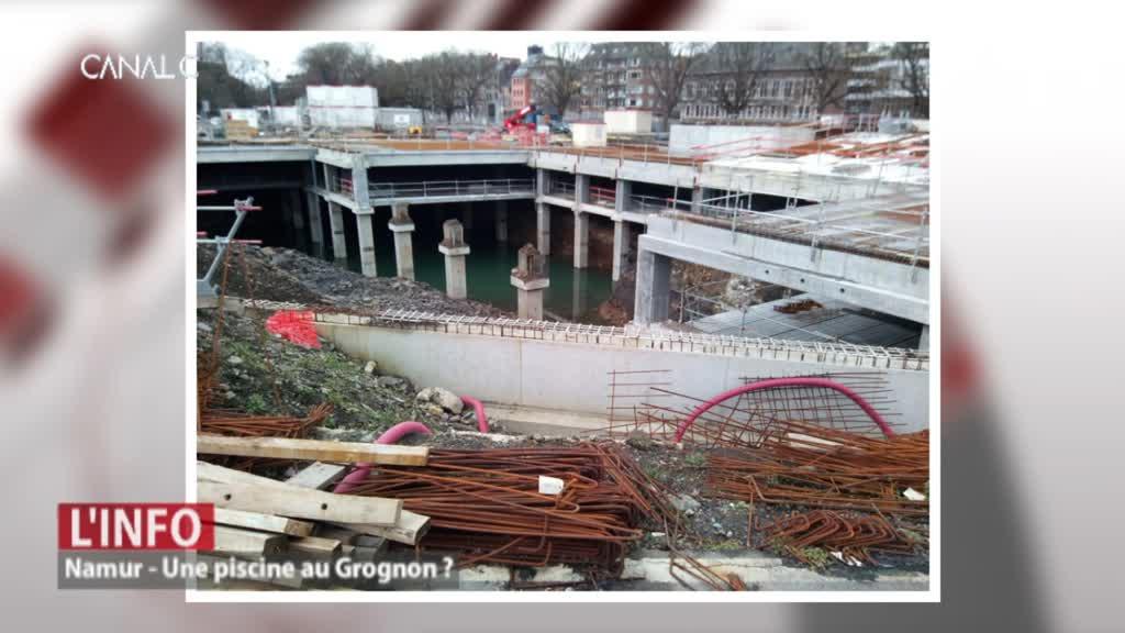 Une piscine au Grognon ?