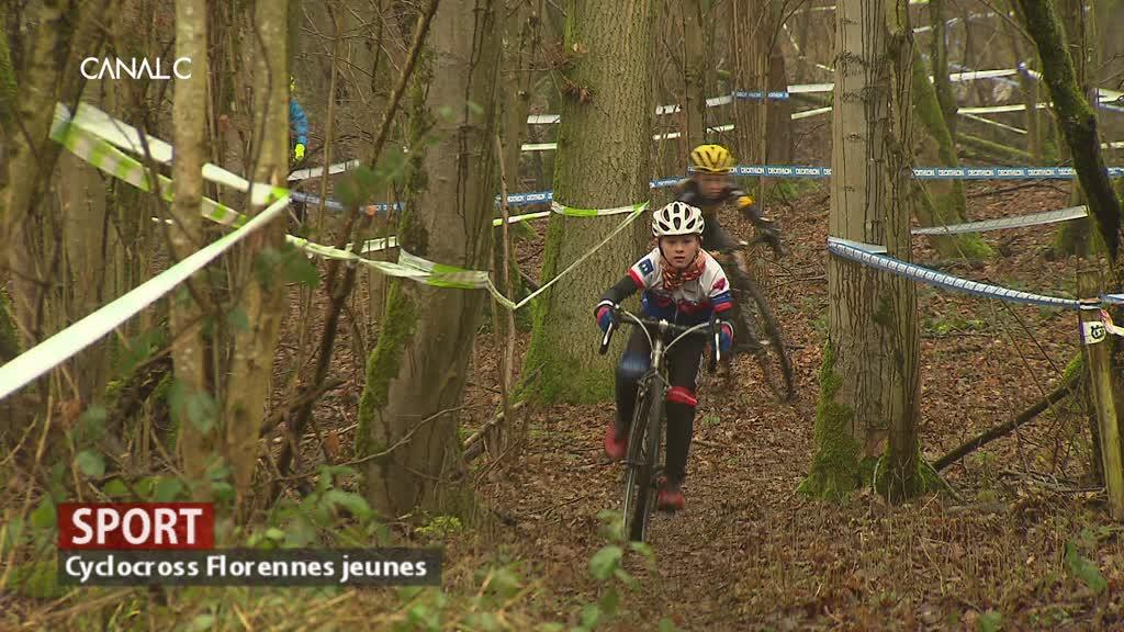 Cyclocross Florennes jeunes