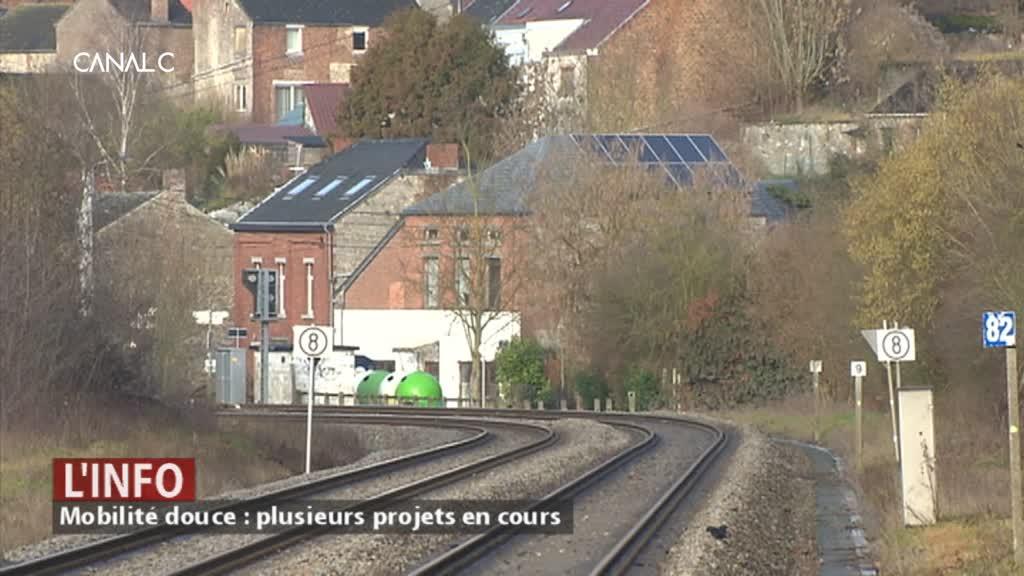 Mobilité douce : trois projets verront le jour à Walcourt, Doische et Florennes