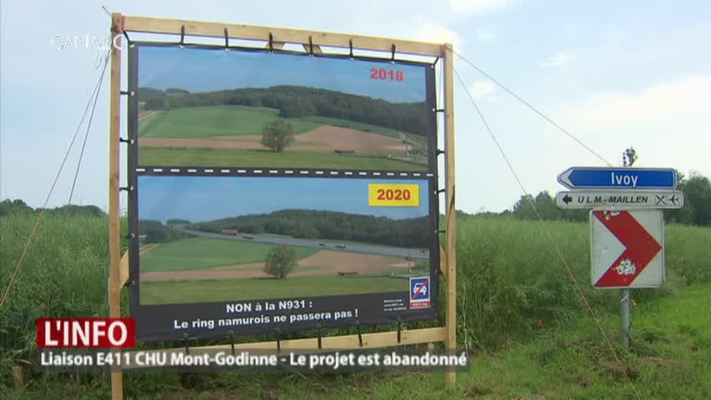 Pas de nouvelles routes régionales vers Mont-Godinne : c'est officiel !