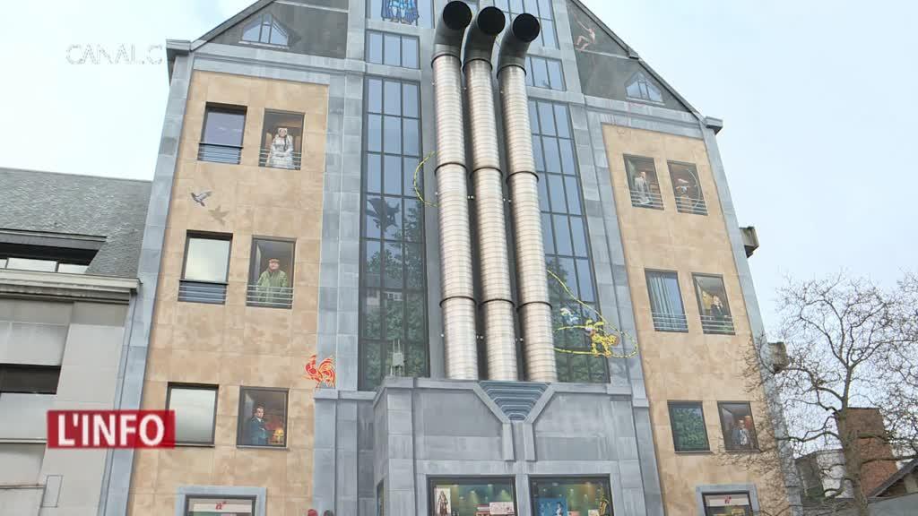 Votez pour votre fresque préférée ! C'est un nouvel appel de la Ville de Namur qui poursuit sa dynamique de street art. Une nouvelle oeuvre sera réalisée et c'est un mur de Salzinnes qui l'accueillera. La propriétaire du bâtiment a sélectionné l'artiste, à vous maintenant de choisir l'oeuvre !