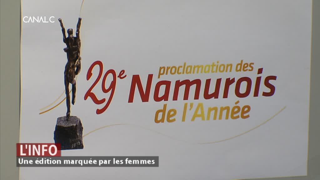 Le magazine Confluent récompense les Namurois de l'année 2018