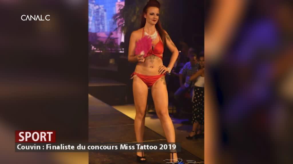 Après Miss Belgique, un autre concours de beauté national prendra place ce samedi 19 janvier à Bruxelles, la finale du concours Mister et Miss Tattoo Belgique. Parmi les finalistes, Emeraude Fussen. Elle habite Mariembourg dans la commune de Couvin.