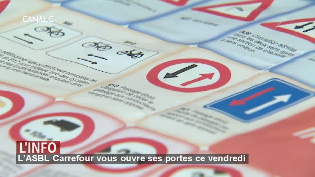 L'ASBL Carrefour vous ouvre ses portes ce vendredi 18 janvier