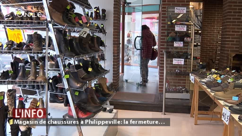 Après 3 générations, le magasin de chaussures « Dumont Guiot » ferme