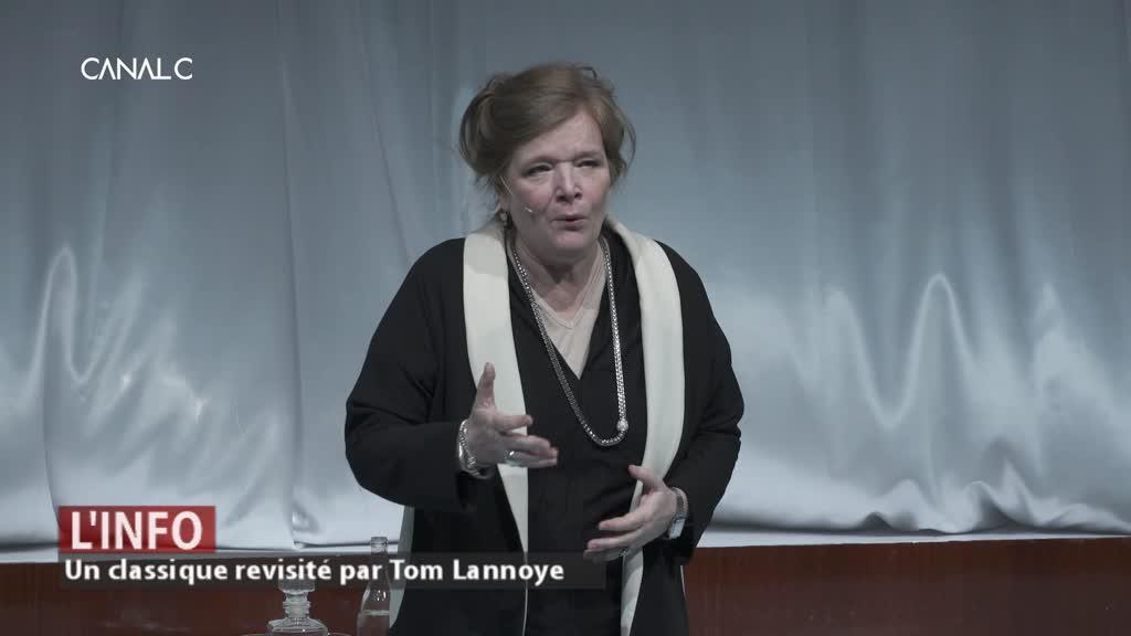 """Tom Lanoye nous parle de """"La Reine Lear"""""""