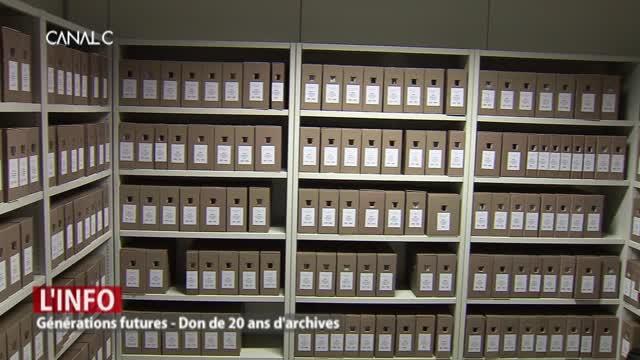 Générations Futures: don de 20 ans d'archives
