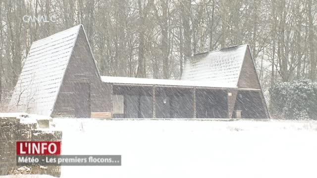 La première neige de 2019