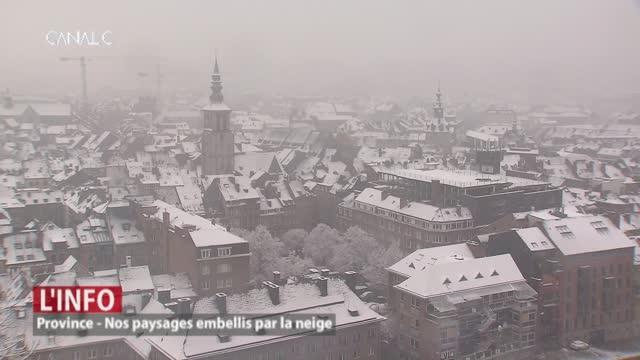 Neige: des beaux paysages et de la glisse!