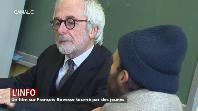 75 e anniversaire de l'assassinat de François Bovesse: des jeunes réalisent un film