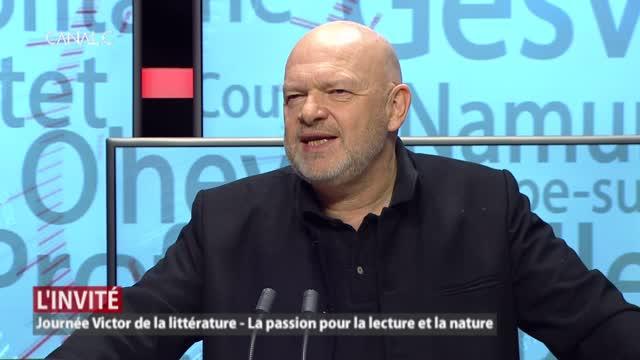 L'invité: Bruno Belvaux,directeur du domaine provincial de Chevetogne