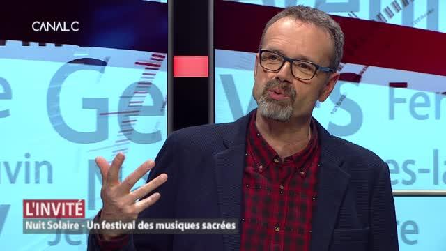 L'invité : Jean-Yves Laffineur pour Nuit solaire