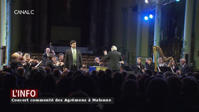 """Guy Van Waas fait la révolution...tel était l'intitulé du concert de l'orchestre """"Les agrémens"""" samedi dernier à Malonne. Le chef avait en effet décidé de jouer un répertoire autour du personnage de Marie-Antoinette."""