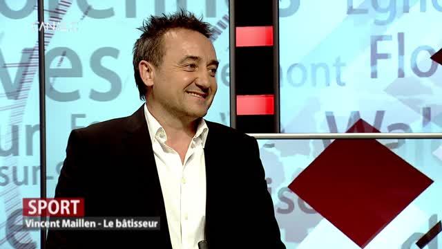 Vincent Maillen : le bâtisseur