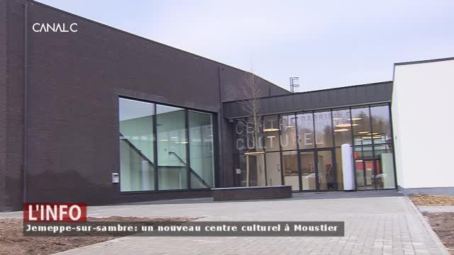 Jemeppe-sur-sambre: Un nouveau centre culturel à Moustier!