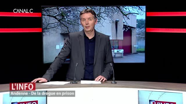 Prison d'Andenne: des agents impliqués dans un trafic de drogue?