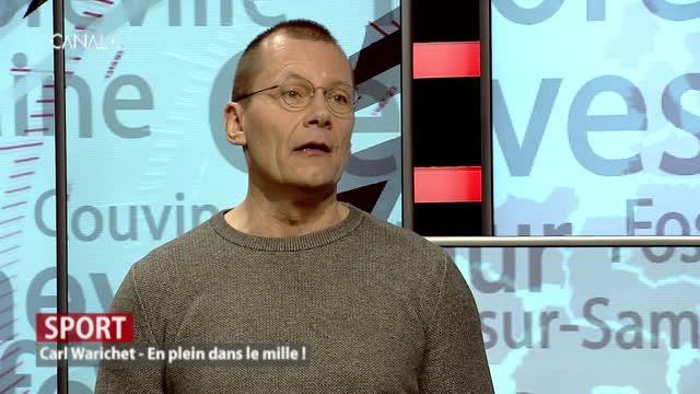 Carl Warichet : en plein dans le mille