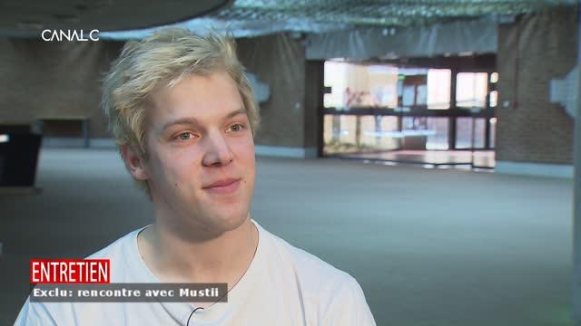 Entretien exclusif de Mustii pour son personnage d'Hamlet