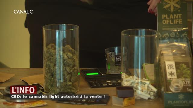 Andenne - Un nouveau commerce dédié au cannabis light