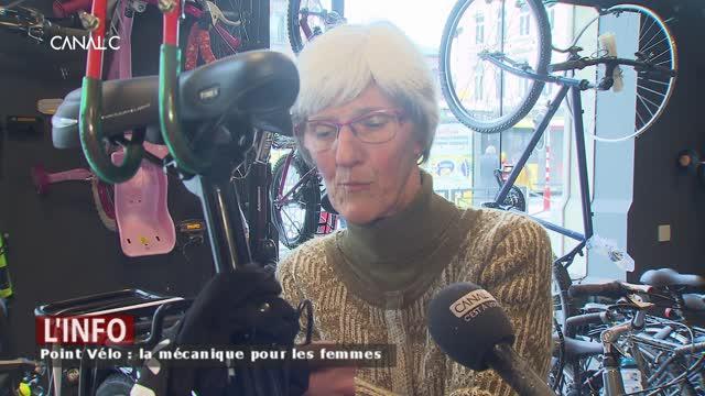 """Namur - Un atelier """"réparation vélo"""" pour les femmes"""